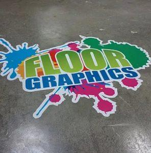 Custom Floor Graphics